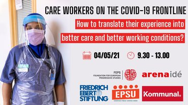 Care Workers on the Covid 19 Frontline